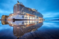 Go All In with MSC Cruises